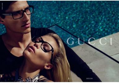 Dioptrické brýle Gucci