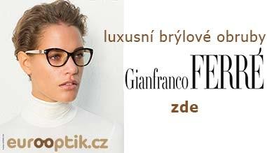Brýle Gianfranco Ferre